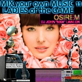 Mix your own Music 11 Ladies of the Game